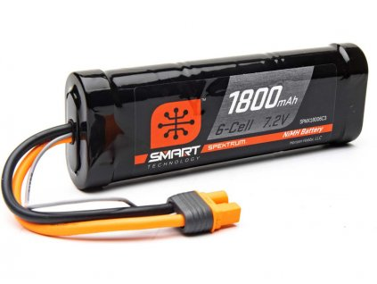 Spektrum Smart NiMH 7.2V 1800mAh IC3