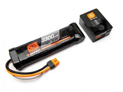 Spektrum Smart PowerStage NiMH 8.4V, nabíječ S150