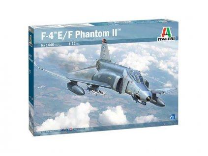 Italeri F-4E/F Phantom II (1:72)