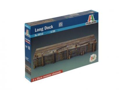 Italeri diorama - Long Dock (1:35)