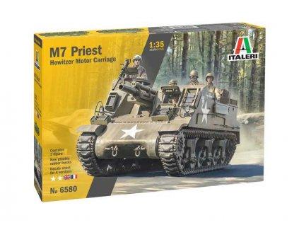 Italeri M7 Priest (1:35)