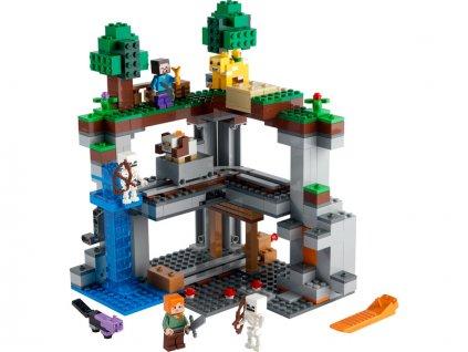LEGO Minecraft - První dobrodružství