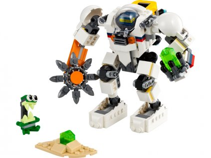 LEGO Creator - Vesmírný těžební robot