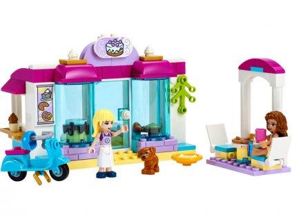 LEGO Friends - Pekařství v městečku Heartlake