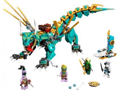 LEGO Ninjago - Drak z džungle