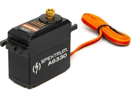 Spektrum servo A6330 12kg.cm BL HV MG
