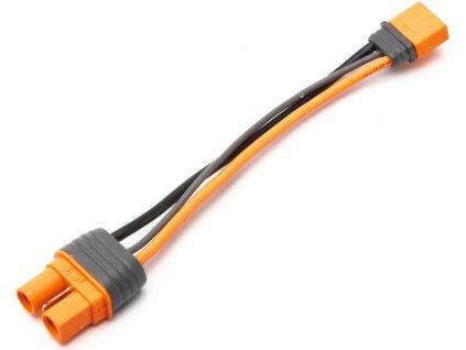 Spektrum konverzní kabel IC3 baterie - IC2 přístroj