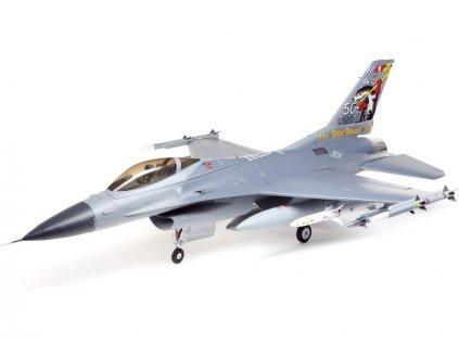 F-16 Falcon 80mm EDF 1m Smart SAFE