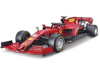 Bburago Ferrari SF1000 1:18 #16 Leclerc