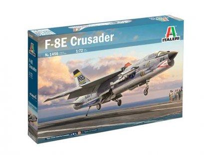 Italeri Vought F-8E Crusader (1:72)