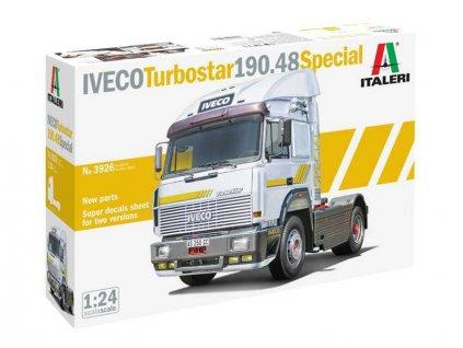 Italeri Iveco Turbostar 190.48 Special (1:24)