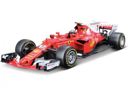 Bburago Ferrari SF70-H 1:18 #7 Raikkonen