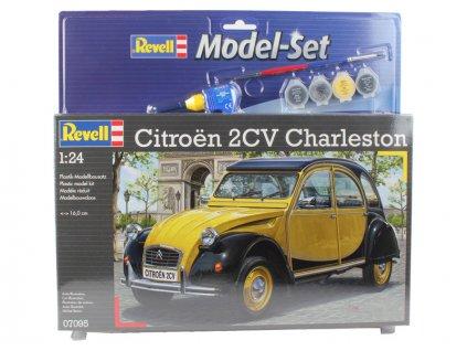 Revell Citroen 2CV sada