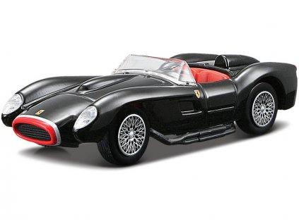 Bburago Ferrari 250 Testa Rossa 1:43 černá