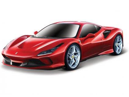 Bburago Ferrari F8 Tributo 1:43 červená