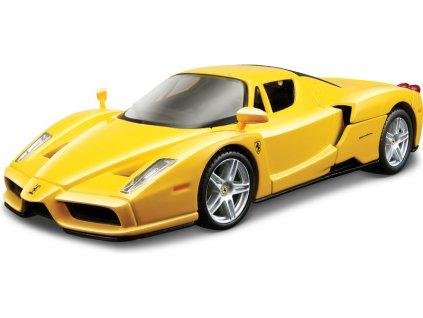 Bburago Ferrari Enzo 1:32 žlutá