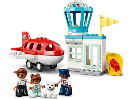 LEGO DUPLO - Letadlo a letiště