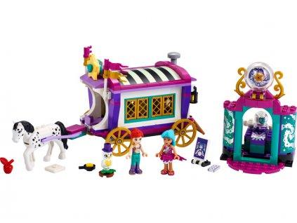 LEGO Friends - Kouzelný karavan