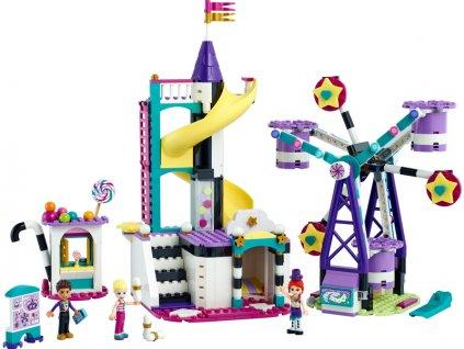 LEGO Friends - Kouzelné pouťové atrakce