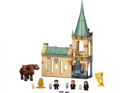 LEGO Harry Potter - Bradavice: setkání s Chloupkem