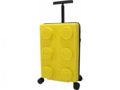"LEGO Luggage Cestovní kufr Signature 20"" - žlutý"