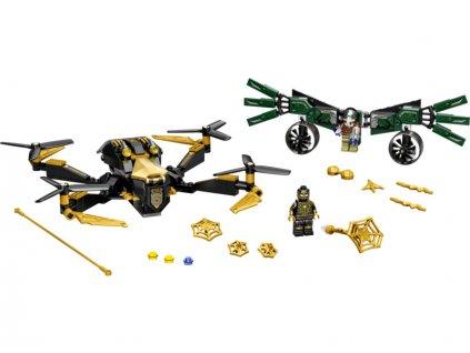 LEGO Super Heroes - Spider-Man a duel sdronem