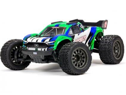 Arrma Vorteks 3S BLX 1:10 4WD RTR zelená