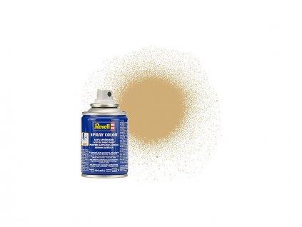 Revell barva ve spreji #94 metalická mosazná 100ml