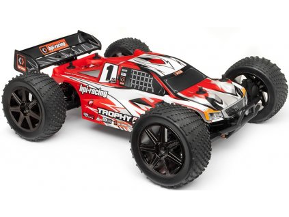 HPI TRUGGY TROPHY FLUX WD RTR 1:8