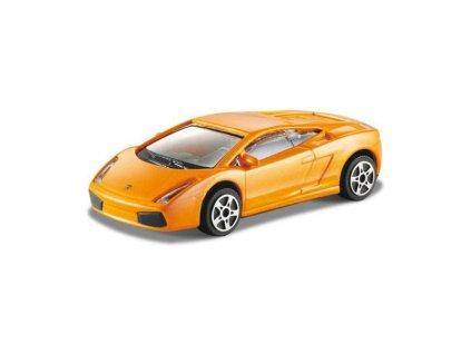 Bburago Lamborghini Gallardo 1:43 oranžová