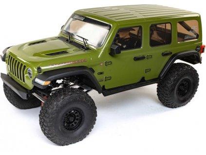 Axial SCX6 Jeep JLU Wranger 1:6 4WD RTR zelený