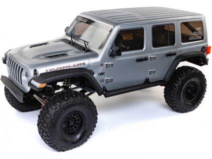 Axial SCX6 Jeep JLU Wranger 1:6 4WD RTR stříbrný