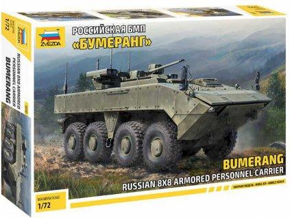 Zvezda BMP Bumerang 8x8 APC (1:72)