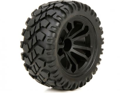 ECX 1:10 4WD Circuit - Přední/zadní kola (2)