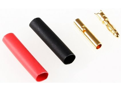 KONEKTOR GOLD 2mm (1 pár)