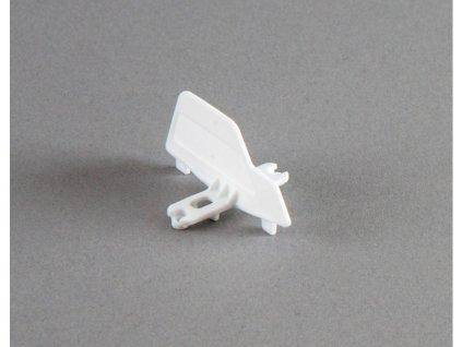 Blade Nano QX 3D: Kabina spodní červená