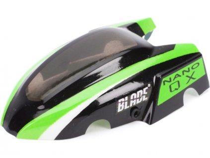 Blade Nano QX: Kabina zelená