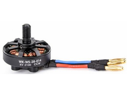 2100KV CCW Brushless Motor