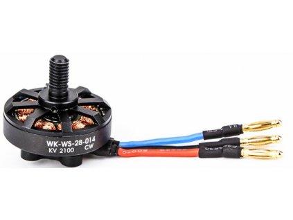 2100KV CW Brushless Motor