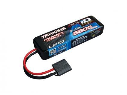 TRAXXAS ID LIPOL 5800mAh 25C 7.4V