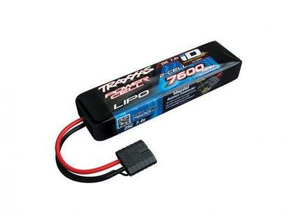 TRAXXAS ID LIPOL 7600mAh 25C 7.4V