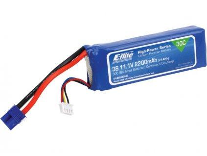 E-FLITE LIPOL 2200mAh 30C 11.1V