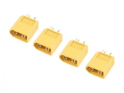 Konektor zlacený XT60 samice (4)