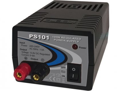 FUSION POWER SUPPLY PS101
