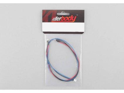 Killerbody LED 3mm modré (2)