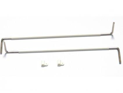 Náhon křidélek 170mm (pár)