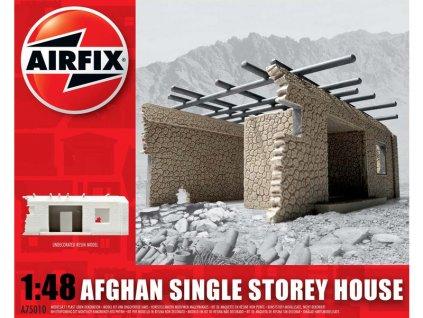 Classic Kit budova Afghan Single Storey House 1:48