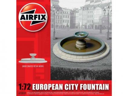 Classic Kit budova European City Fountain 1:72