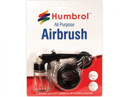 Humbrol Airbrush sada pro airbrush blister