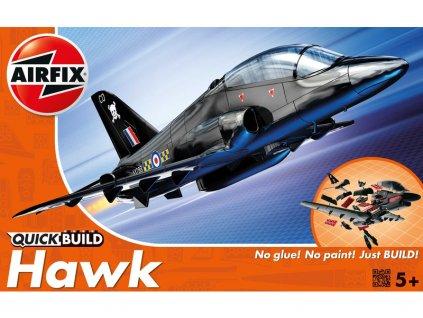 Quick Build letadlo BAE Hawk